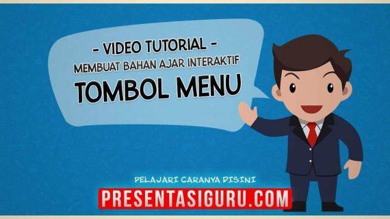 Cara Membuat Tombol Menu Dalam PowerPoint