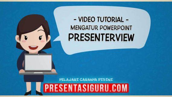 Mengenal dan Mengatur Tampilan Presenter View Dalam PowerPoint