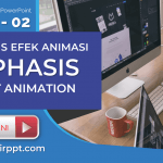 Jenis Animasi Emphasis Effect Pada Powerpoint